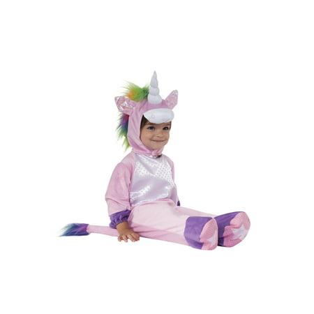 Infant Unicorn Costume by Rubies 510069 - Unicorn Tail Costume