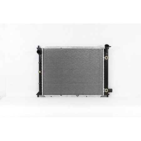 Radiator - Pacific Best Inc For/Fit 1273 91-02 Ford Escort Tracer Automatic 4CY 1.8/1.9/2.0L PT/AC 1-Row WITH Sensor