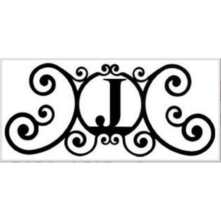 House Plaque Letter J - image 1 de 1