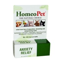 Anxiety Relief, Fast acting liquid By HomeoPet