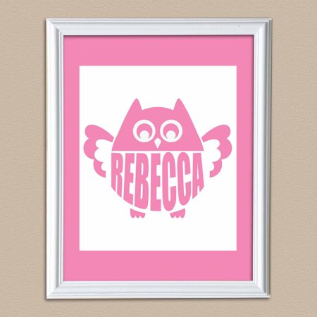 Personalized Baby Name Prints, Available in 4 Characters, 11