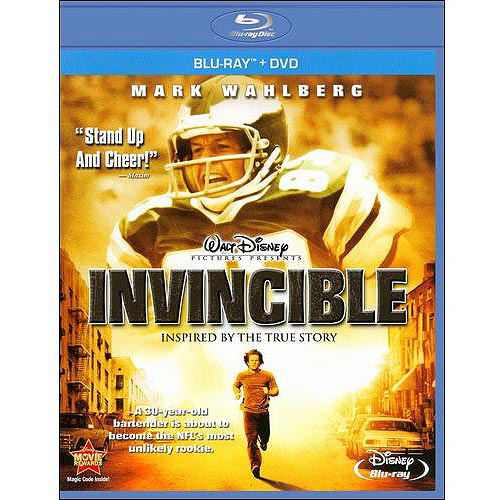 Invincible (Blu-ray + DVD) (Widescreen)