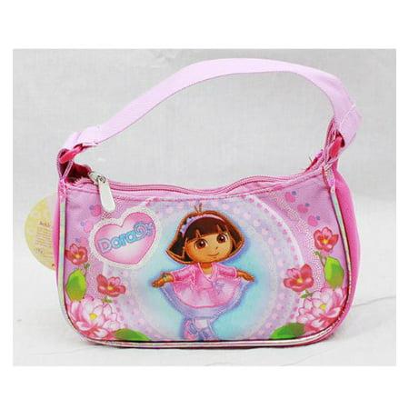 Handbag - Dora the Explorer - Ballet Adventures New Hand Bag Purse Girls de21482