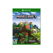 Microsoft Minecraft Starter Collection, Xbox One, 00889842394733