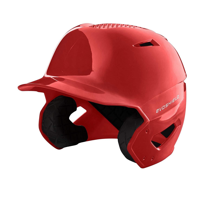 EvoShield WTV7110 XVT Youth Scarlet Red Batting Helmet Baseball/Softball