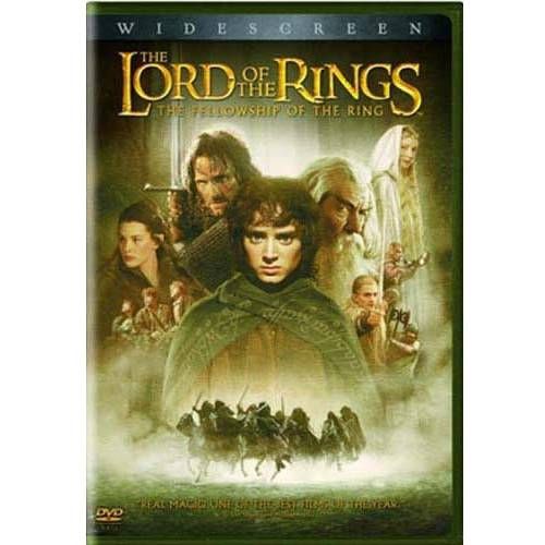 Lord Of The Rings: The Fellowship Of The Ring (Widescreen)