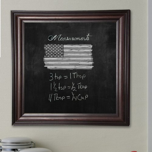 Darby Home Co Wall Mounted Chalkboard