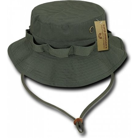 fafbc669c01bd Rapid Dominance - RapDom Ripstop Mens Boonie Hat  Olive Drab - S  -  Walmart.com