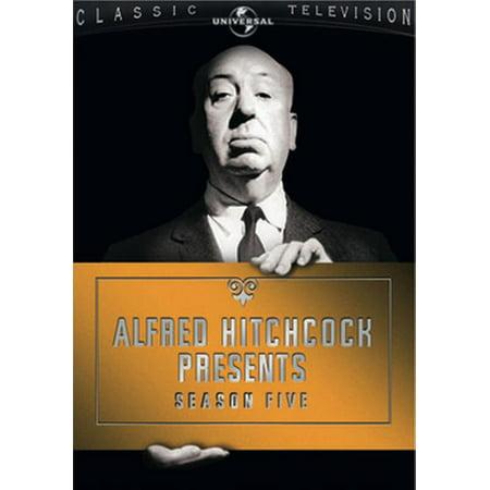Alfred Hitchcock Presents: Season Five (DVD)