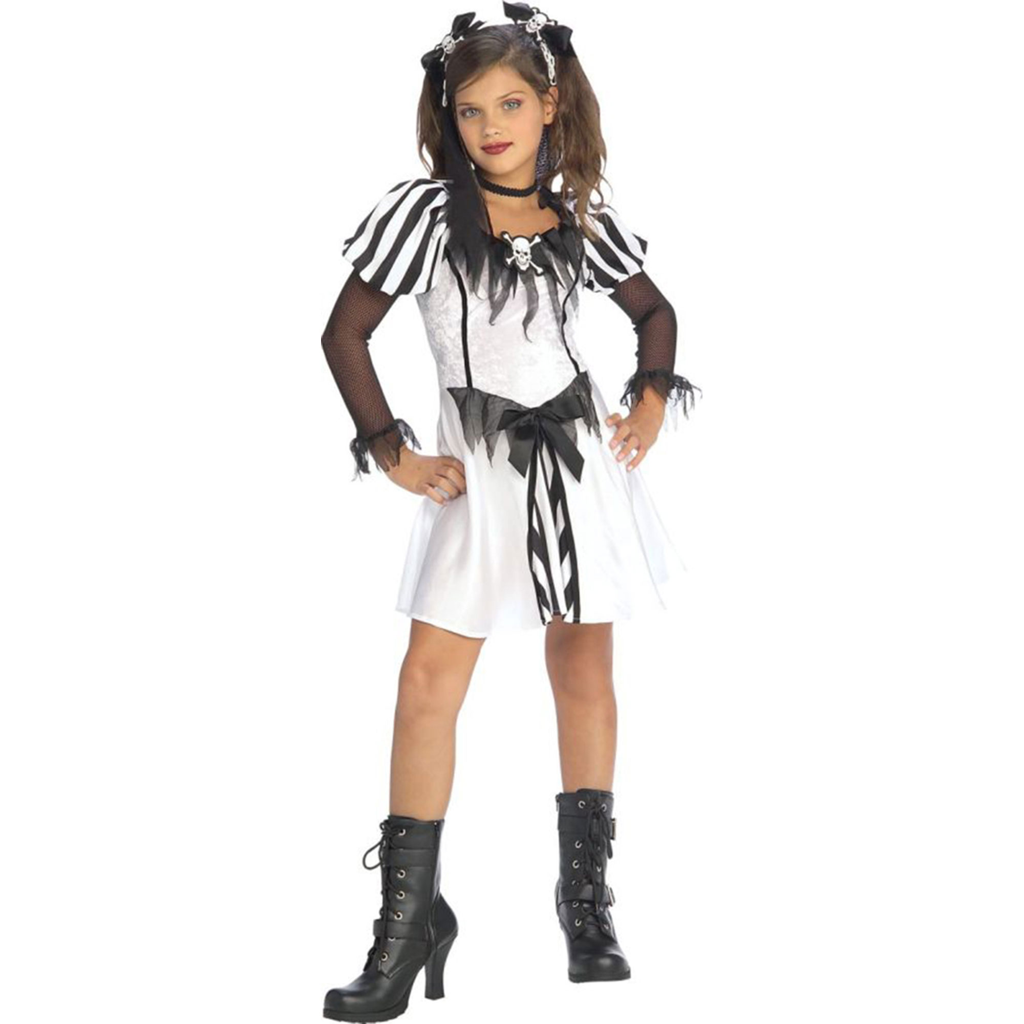 Morris Costumes Punky Pirate Child Costume Large by Morris Costumes