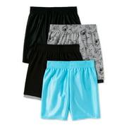 Garanimals Baby Boy & Toddler Boy Active Jersey & Dazzle Shorts, 4-Pack (12M-5T)