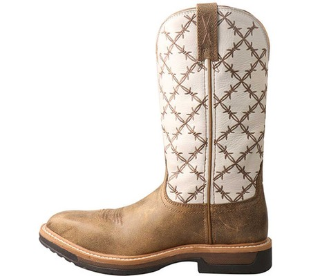 Women's Twisted X Boots Work WLCA001 Lite Cowgirl Alloy Toe Work Boots Boot 62b67a