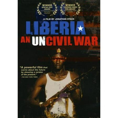 Liberia-an Uncivil War [DVD]