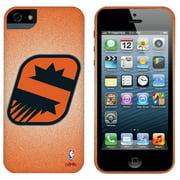 Phoenix Suns Team Logo iPhone 5 Case - Orange