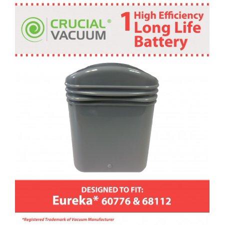 Eureka 96 Series Battery, Part # 60776, - Eureka Battery