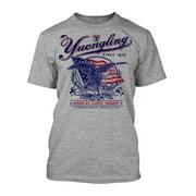 Men's Yuengling Grey Flag T-Shirt