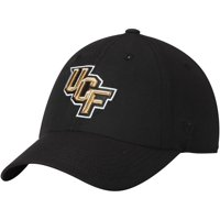 UCF Knights Top of the World Primary Logo Staple Adjustable Hat - Black - OSFA