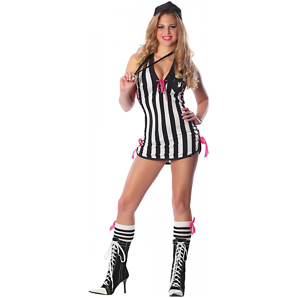 Hefand#039;s Ref Adult Costume - XS/Small