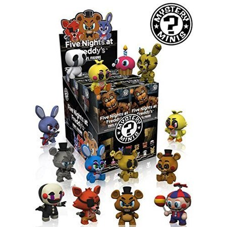 Funko Mystery Minis  Five Nights At Freddys Series 1 Blind Box