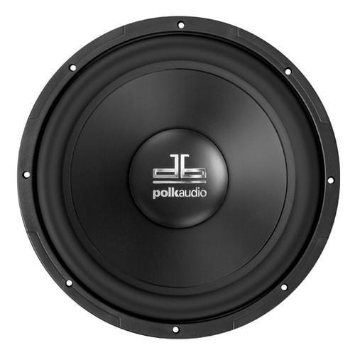 Polk Audio db1240 12-Inch Single Voice Coil Subwoofer (Single, Black)
