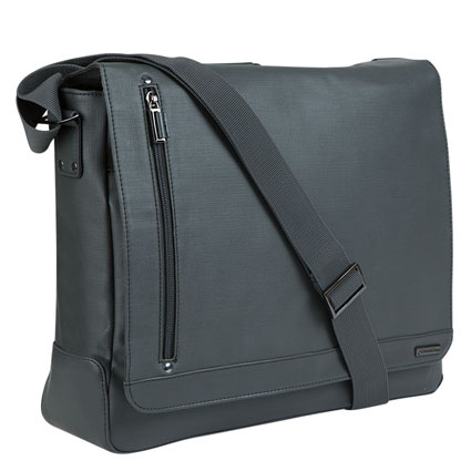 Matrix Laptop Bag - Grey