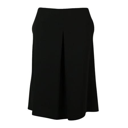 Lauren Ralph Lauren Women's Pleated Crepe Culottes