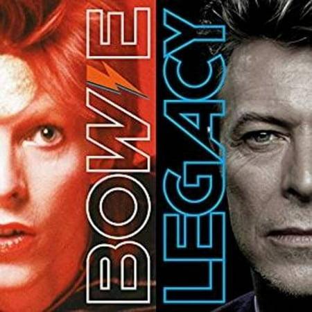 David Bowie - Legacy (CD)