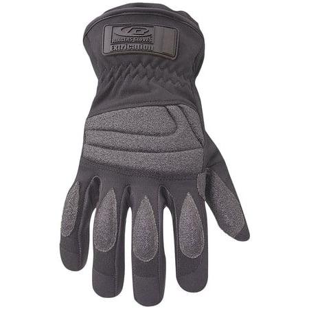 RINGERS GLOVES 313 07 Law Enforcement Glove,XS,Black,PR