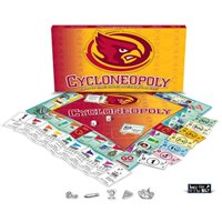 Late for the Sky Iowa State University Cyclone-Opoly Board Game