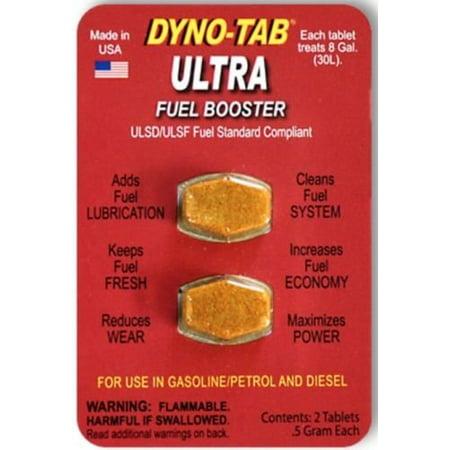 Dyno-tab 45727 ULTRA Fuel Booster 2 Tab Card (Dyno Tab)
