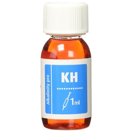 Red Sea Fish Pharm ARE21411 Reagent KH/Alkalinity Pro Kit Refill for Aquarium, 75 Tests, Reagent alkalinity pro refill test kit is an advanced titration test By Red Sea Fish Pharm Ltd.