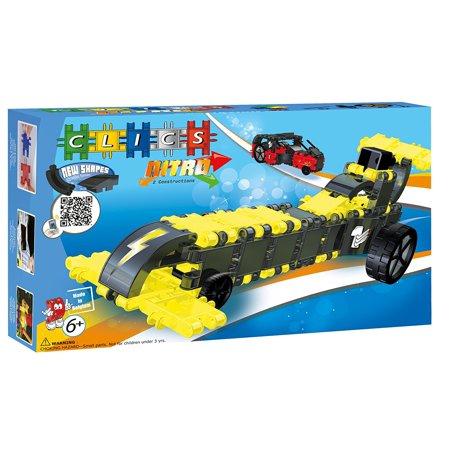Toys Nitro Toy 100 Piece 2 Wheels By Clics
