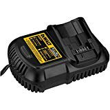 Dewalt DCB101 12 Volt MAX and 20 Volt MAX Li Ion Battery Charger (Dewalt 12 Volt Lithium Battery)