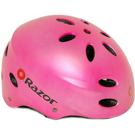 Razor Satin Pink V17 Helmet  Child