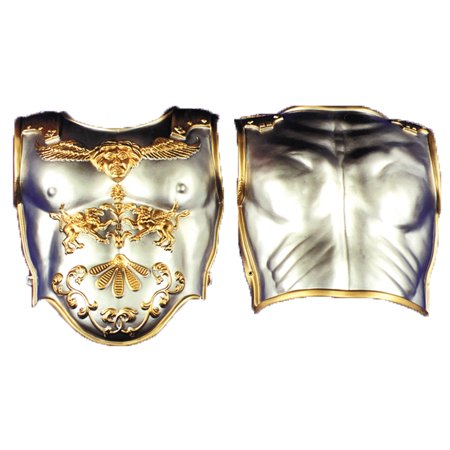 2-Piece Front/Back Armor Set Adult Halloween Accessory