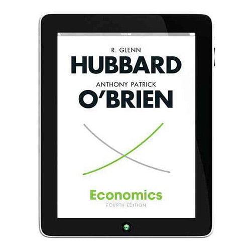 Economics by R Glenn Hubbard
