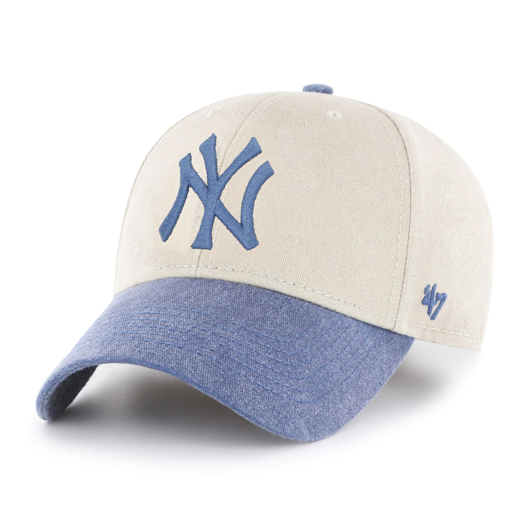 New York Yankees  47 MVP Field View Cap  3bbaac04216