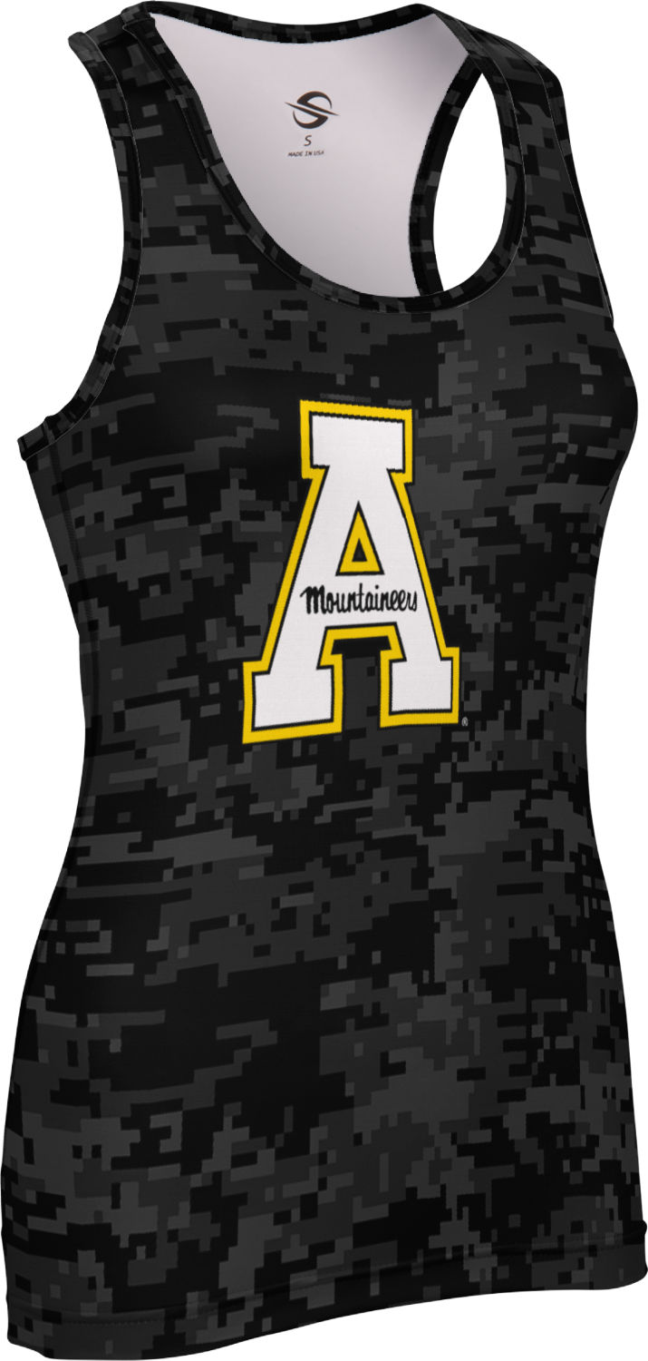 ProSphere Women's Appalachian State University Digital Performance Tank by