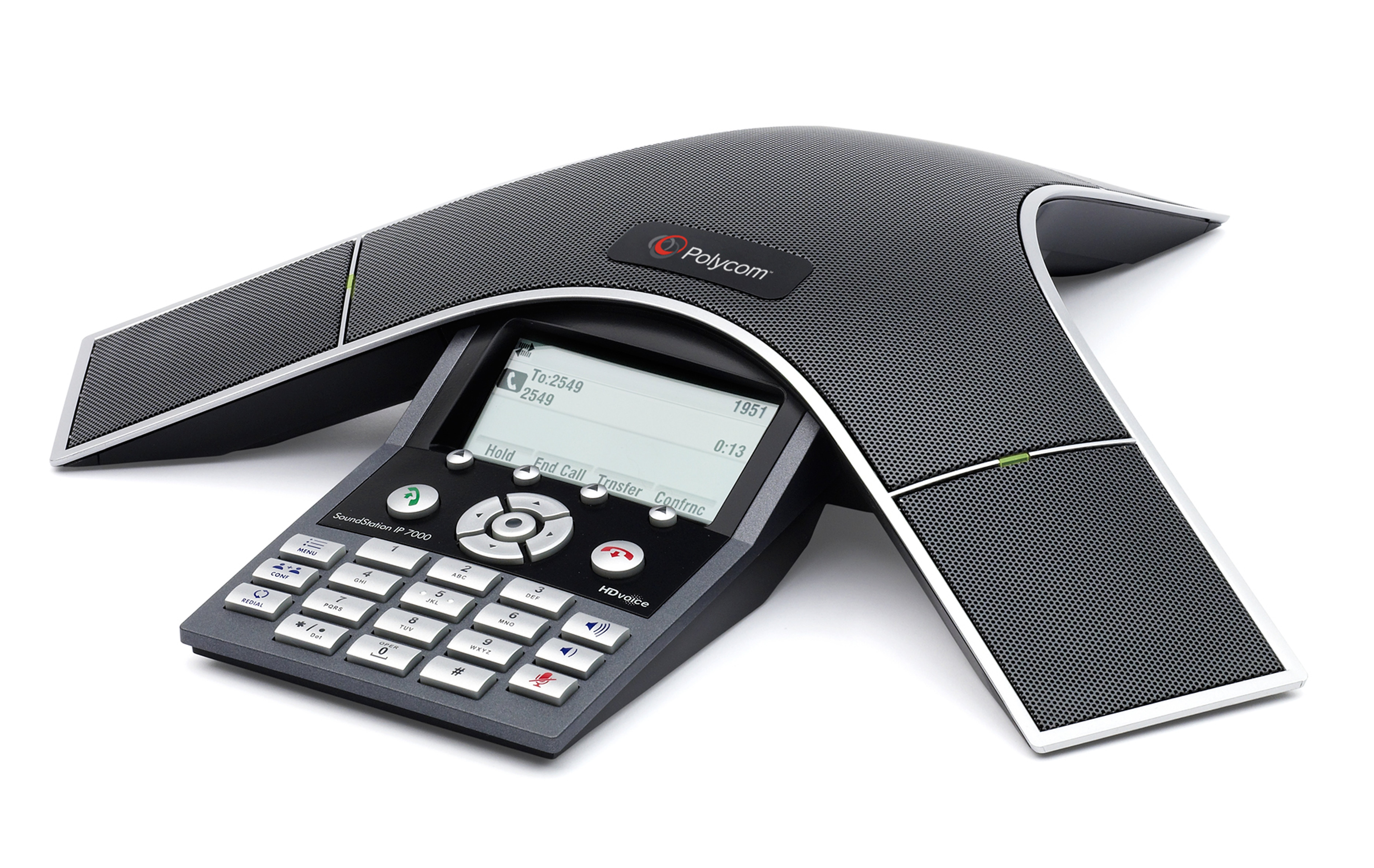 Polycom SoundStation IP 7000 PoE by