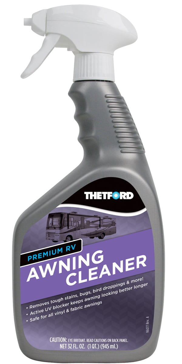 Premium Rv Awning Cleaner For Rv Or Home Awnings 32 Oz