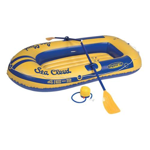 Stansport Sea Cloud 2 Man Inflatable Vinyl Boat Kit