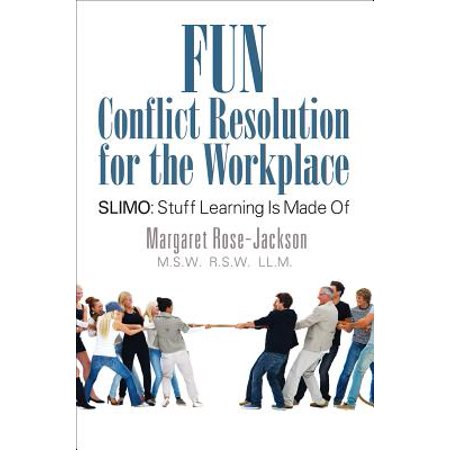 Fun Halloween Ideas For The Workplace (Fun Conflict Resolution for the Workplace SLIMO: Stuff Learning Is Made Of -)