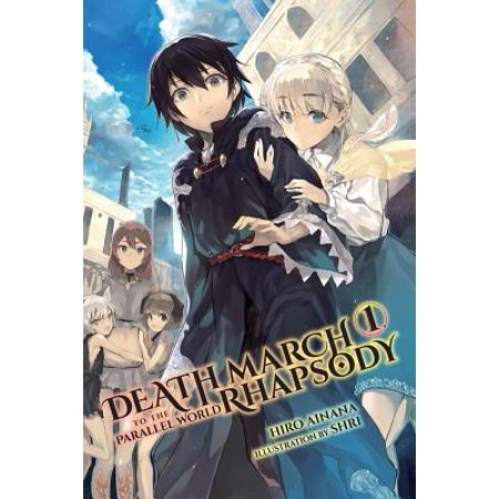 Death March to the Parallel World Rhapsody, Vol. 1 (light