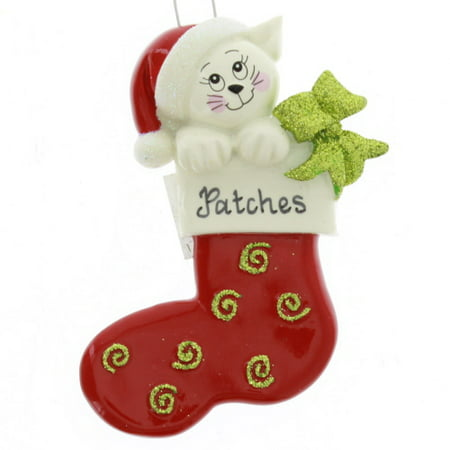 Cat Stocking - Rudolph Stocking