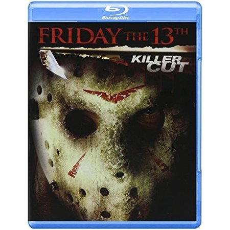 Friday the 13th (Blu-ray) (Friday The 13th Halloween Meme)