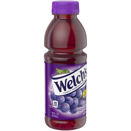 Welchs Grape Cocktail Juice, 16 Fluid Ounce -- 12 per case.