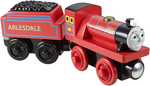 Fisher Price Thomas the Train Wooden Railway Mike Train by Fisher-Price