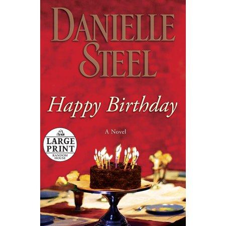 Happy Birthday : A Novel - Danielle Harris Halloween