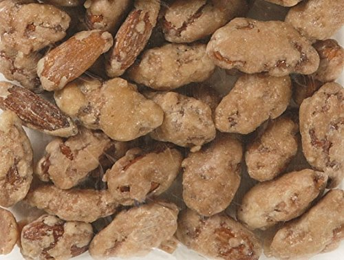 Butter Toffee Almonds by Its Delish, 1 lb by Its Delish