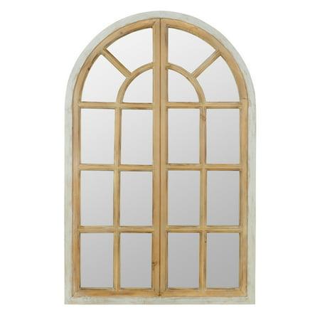 Athena Farmhouse Arch Wall Mirror 43